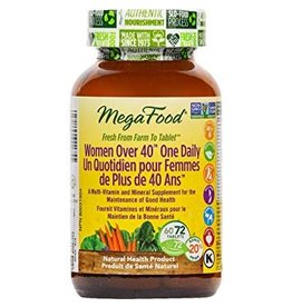 MegaFood Mega Food Women Over 40 One Daily 30 tab