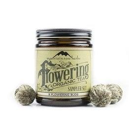 Mountain Rose Mountain Rose Herbs Flowering Organic Tea Sampler Set