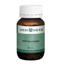 MediHerb Wild Yam Complex 60 tabs