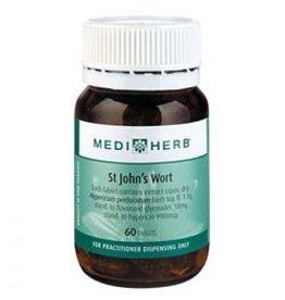 MediHerb St John's Wort 60 tab