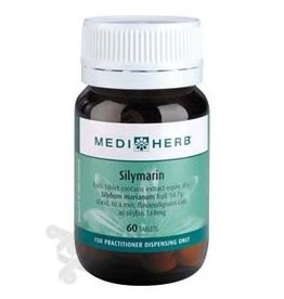 MediHerb Silymarin 60 tabs