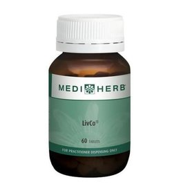 MediHerb LivCo 60 tabs