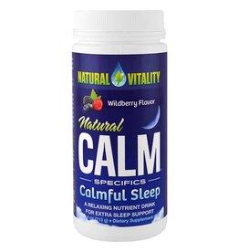 Natural Calm Natural Calm Calmful Sleep Wildberry Flavor 113g