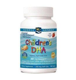 Nordic Naturals Children's DHA 90 soft gels