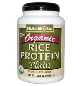 Nutribiotic Nutribiotic Rice Protein plain 600g