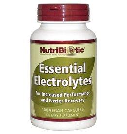 Nutribiotic Essential Electrolytes 100 caps