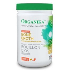Organika Turmeric Chicken Bone Broth Powder 300 g