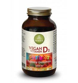 Purica Vegan Vitamin D3 60 pieces