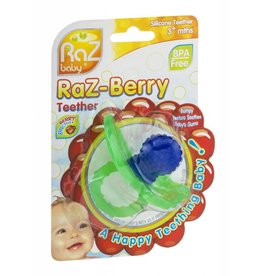Raz Baby RaZ-Berry Teether 3+ months