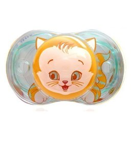 Raz Baby Keep-It-Kleen Pacifier 0-36 months Kit Kitty