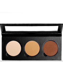 Sappho New Paradigm Triple Blush/Powder compact***