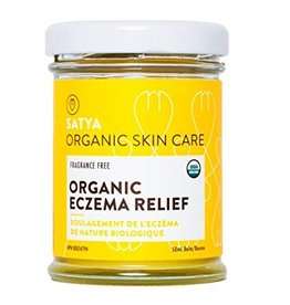 Satya Organics Inc Satya Organic Eczema Relief - 50 ml