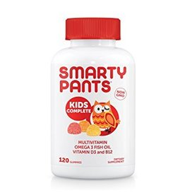 Smarty Pants Smarty Pants Kids Complete Multivitamin 120 gummies