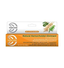 Thera Wise HmR Natural Hemorrhoidal Ointment-28 g