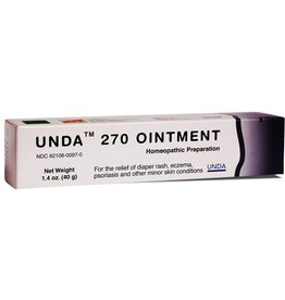 UNDA 270 Ointment Homeopathic Preparation 40 g