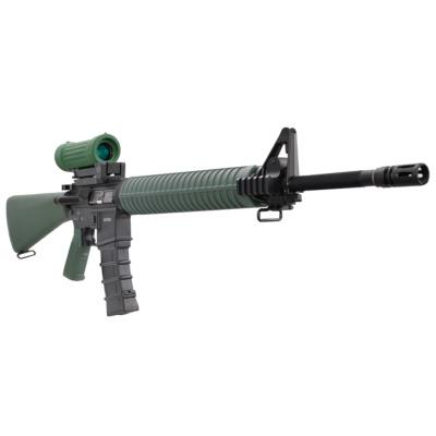 G&G Armament GC7A1 Full Metal AEG Rifle - OD Green