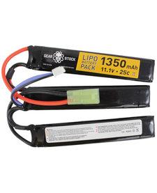 11.1V 25C 1350mAh LiPo Battery