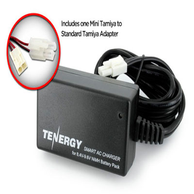 Tenergy Smart Charger for 8.4V-9.6V NiMH