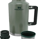 Stanley 2.5Qt Classic Vac Bottle Hammertone Green
