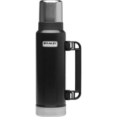 Stanley 2Qt Classic Vac Bottle Matte Black
