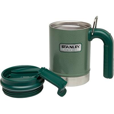 Stanley 16OZ Classic VAC Camp Mug Hammertone Green