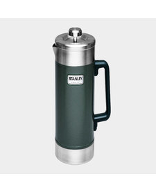 48OZ Classic Travel French Press Hammertone Green