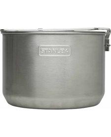 Stanley Adventure 1.5L 2-Bowl Camp Cook Set Silver