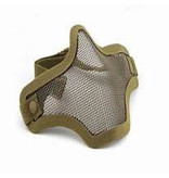 Gear Stock double band mesh mask tan