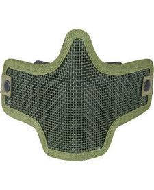 double band mesh mask olive drab