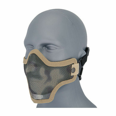 Gear Stock double band mesh mask Multicam