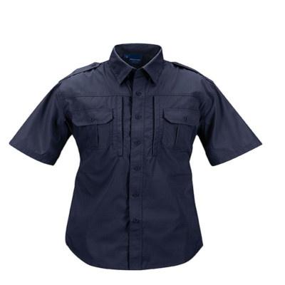 Propper Lightweight Tactical Short Sleeved Dress Shirt - LAPD Navy