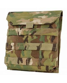 Multicam side plate pouch