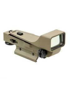NcStar Gen 2 Red Dot Optic Aluminum Body TAN