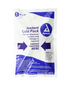 "Rapid Relief Instant Cold Pack 5""x9"""