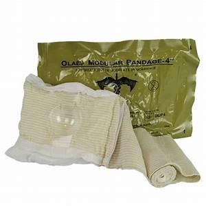 """Olaes Modular Bandage, 4"""" (flat)"""