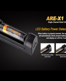 ARE-X1 18650 Charger
