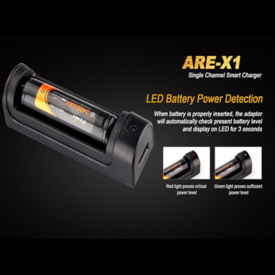 Fenix  ARE-X1 18650 Charger