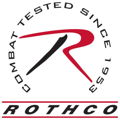 Rothco White Cross Red Moral Patch