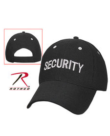Security Low Profile Insignia Mesh Cap