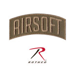 Rothco Airsoft Shoulder Moral Patch