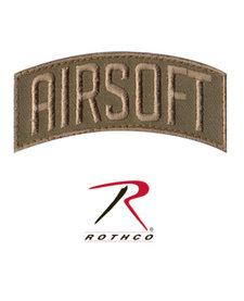 Airsoft Shoulder Moral Patch