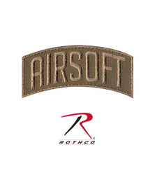 Airsoft Shoulder Moral Patch