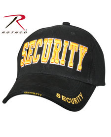 Security Deluxe Low Profile Cap