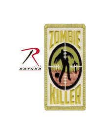 Zombie Killer Moral Patch