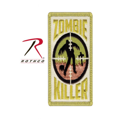 Rothco Zombie Killer Moral Patch