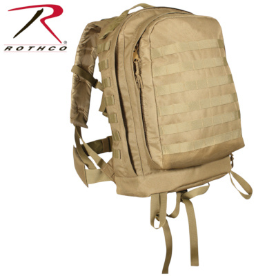 Rothco MOLLE 3-Day Assault Pack