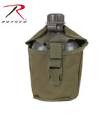 Rothco MOLLE Compatible 1 Quart Canteen Cover