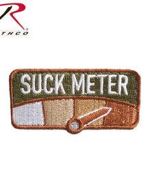Suck Meter Moral Patch