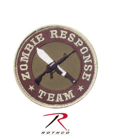 Zombie Response Team Moral Patch