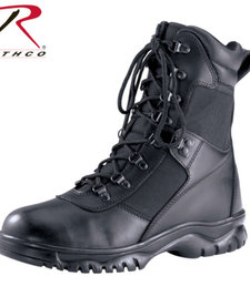 """Forced Entry Security Boot 8"""" (Black)"""